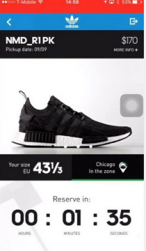 adidas confirmed怎么用 adidas confirmed app 使用教程