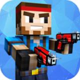 沙盒方块射击:像素世界网络对战版苹果版